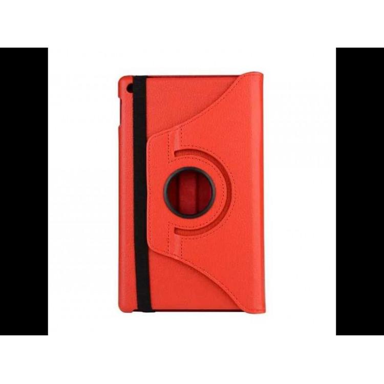 Capa Tablet Amazon Kindle Fire Hd 8 360 Graus-Laranja